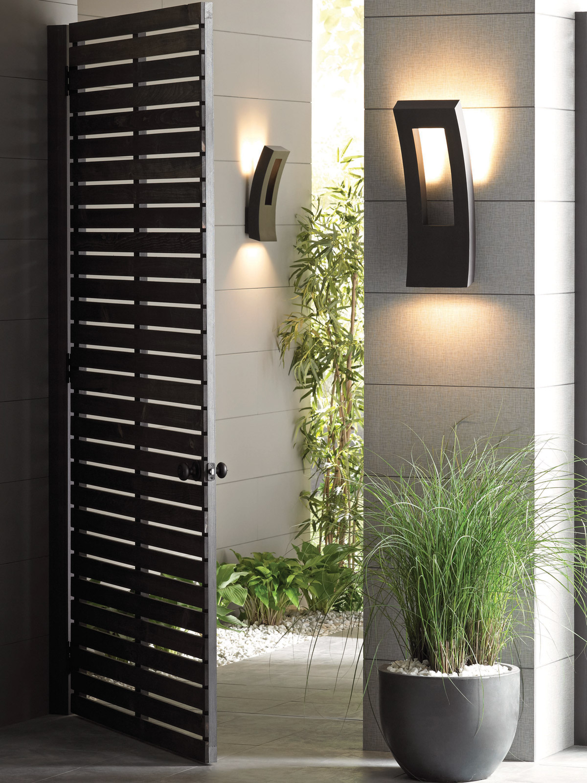 Dawn Indoor/Outdoor LED Wall Sconce by Modern Forms ... on Modern Indoor Wall Sconce id=85121