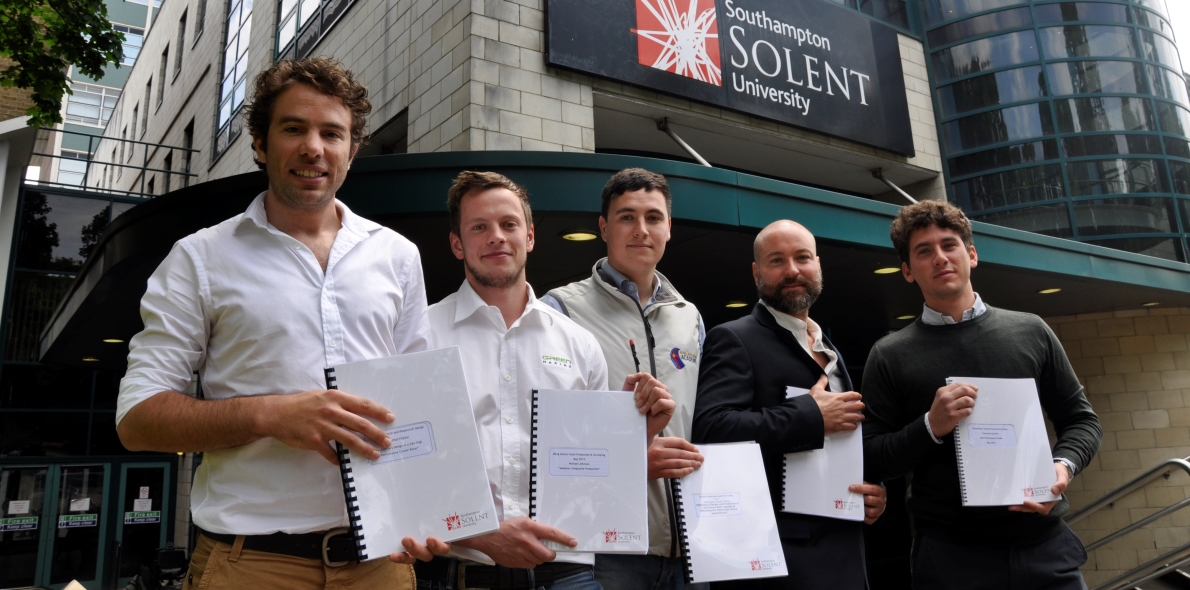 Crafting A Career In Yacht Design Southampton Solent