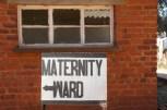 Maternity Ward at the Macha Mission Hospital
