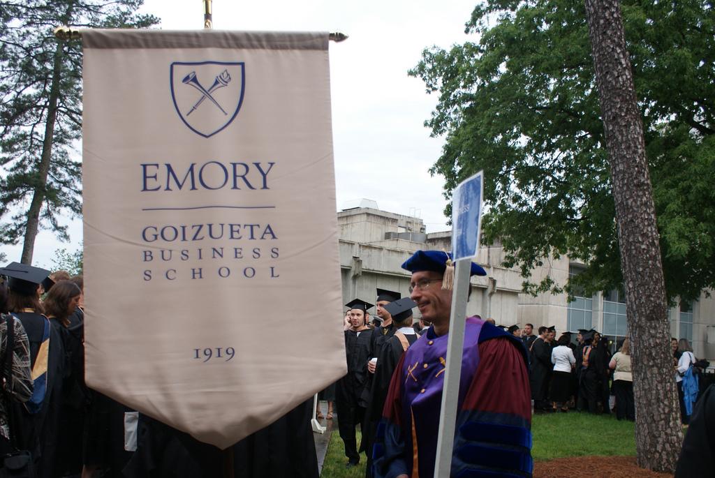 Maddy Jr gets into Emory Goizueta business school