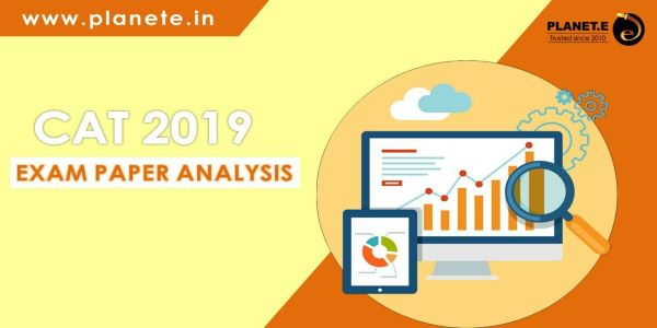 To understand the 2021 questions paper analysis, we will have to first analyze the CAT 2019 Exam Pattern.  In 2019, CAT  exam was for total 300 marks.