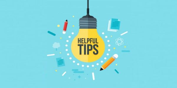 For every exam you need to master certain skills. Hence, you will need tips to crack the test. Make sure to learn a handful of them.