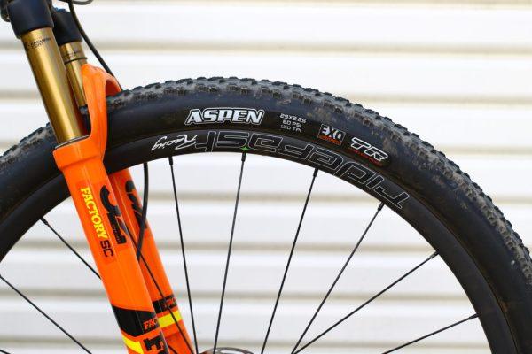 First Ride - Maxxis Aspen 29x2.25 Tires | Mountain Bike ...
