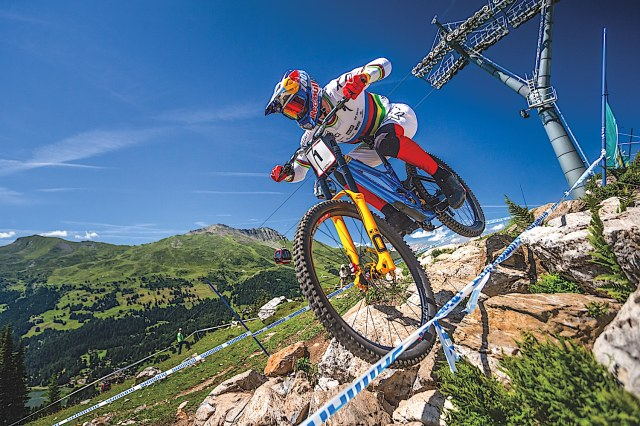 Meet The Riders And Their Rides: UCI Downhill World ...