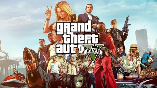 Descargar GTA 5 Mod Apk Para Android + Datos Obb GTA V