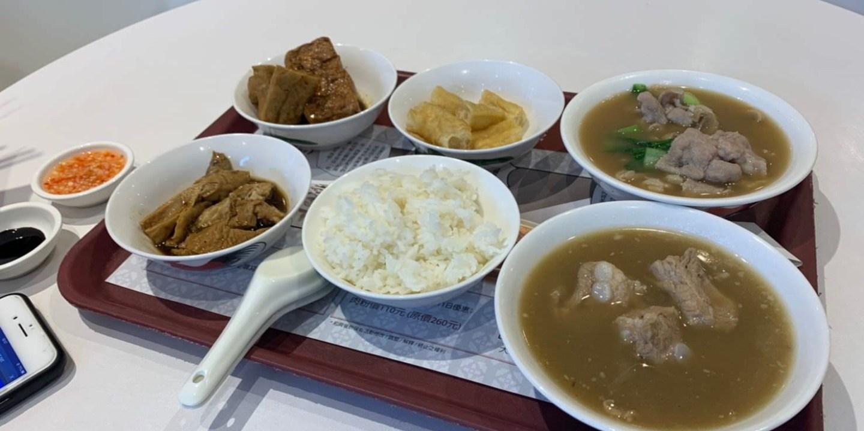 桃園。黃亞細肉骨茶 | 新加坡美食 | 大江美食