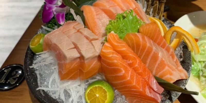 桃園。魚夫子平價生猛海鮮 | 桃園熱炒 | 中路重劃區美食