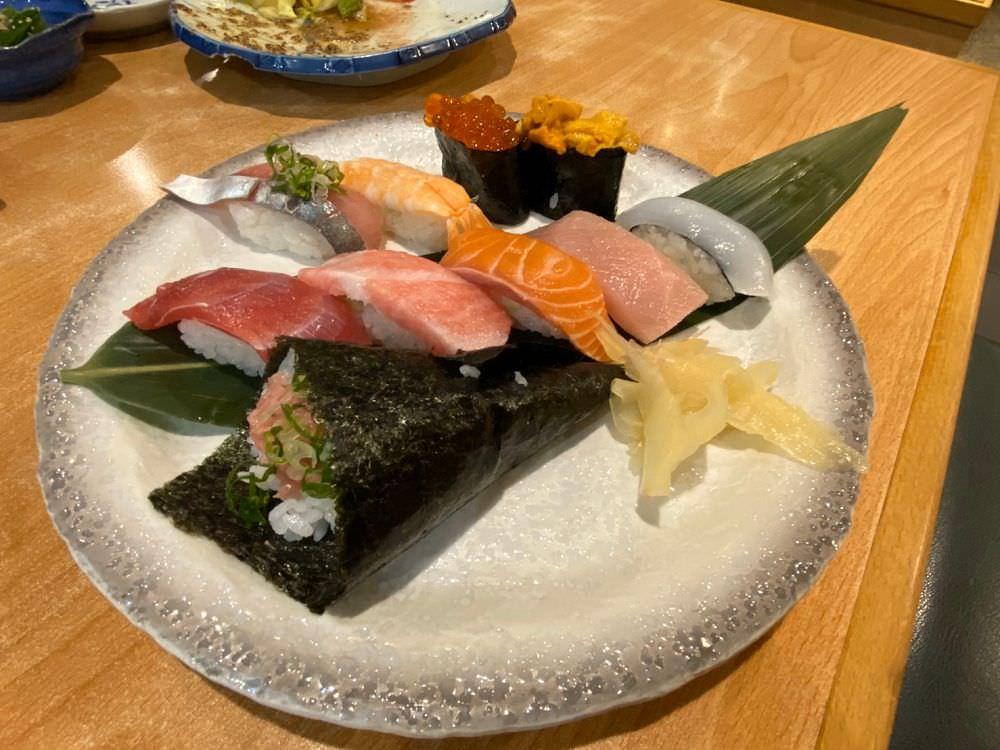 北市中山。大和日本料理   中山區晚餐   林森北美食