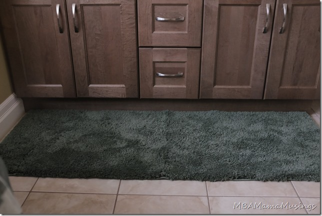 Sage Green Fieldcrest Carpet Runner #ThankFALL