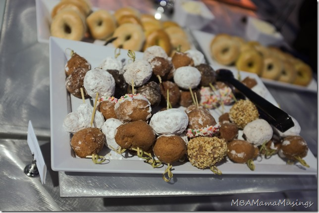 Donuts at NAIAS