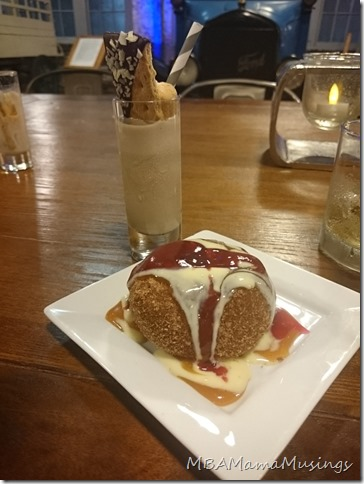 Make Your Own Donut Dessert at Ford Piquette Plant