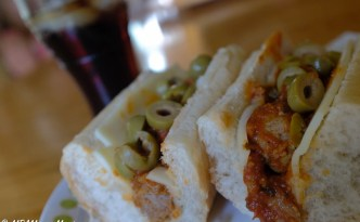 Second Best Meatball Sub Using Classico Bolognese Sauce