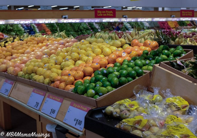 #SuperstoreFluCrew Citrus Fruits