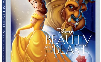 Disney's Beauty and the Beast 25th Anniversary Edition Blu-Ray DVD