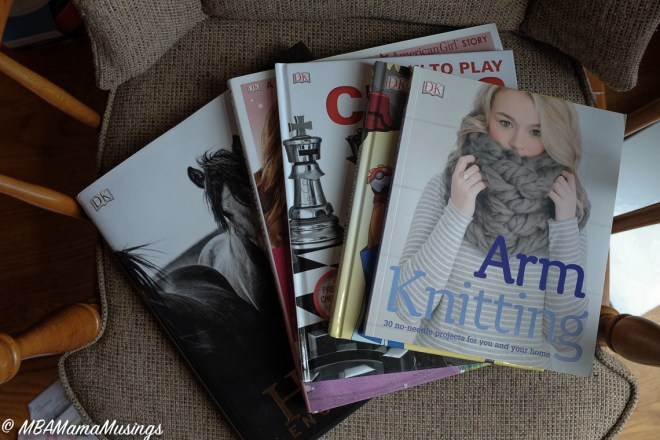 DK Canda Christmas Book Prize Pack