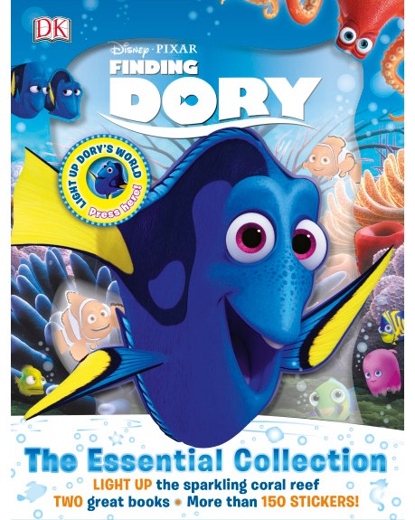 Disney DK Books Essential Finding Dory