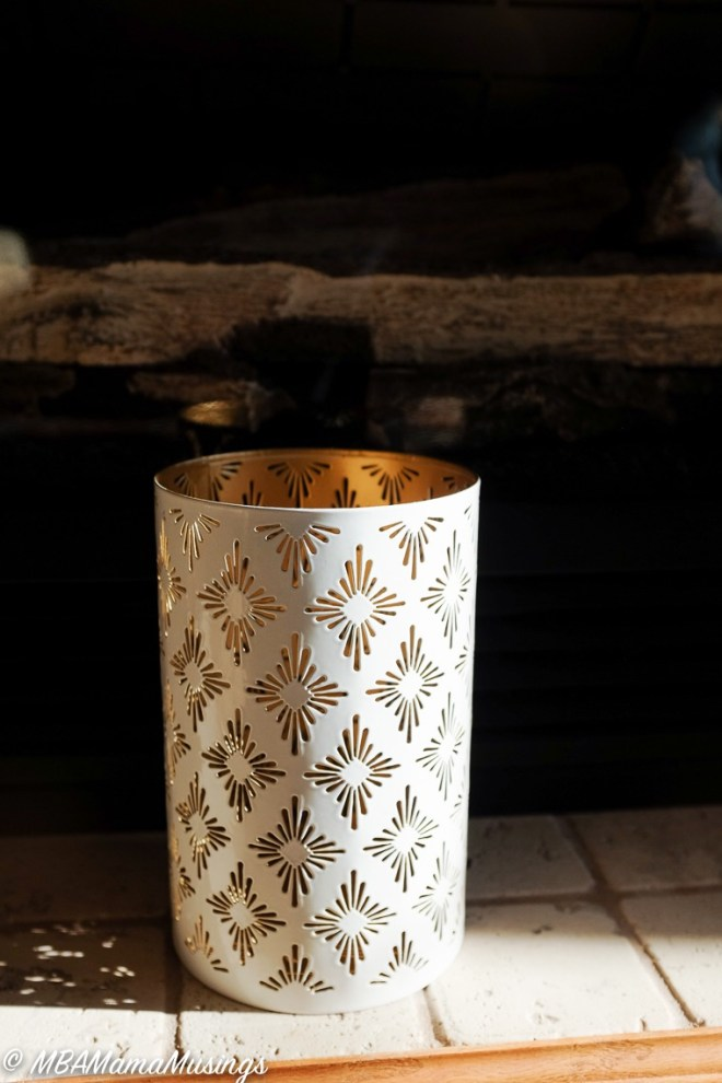 Hallmark Tin Candle Holder #LoveHallmarkCA