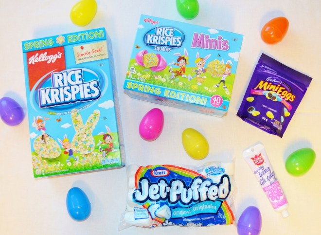 Spring Edition Rice Krispies Prize Pack
