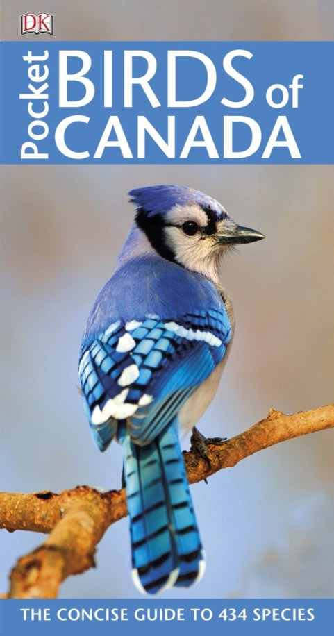 DK Books Pocket Guide to Birds in Canada