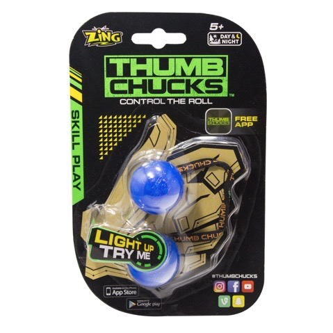 Blue Thumb Chuck Review