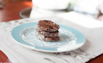 Triple Chocolate Cookies Recipe Araxi Restaurant