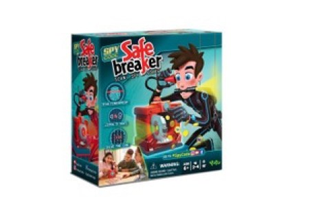 YULU Games SpyGames Safe Breaker