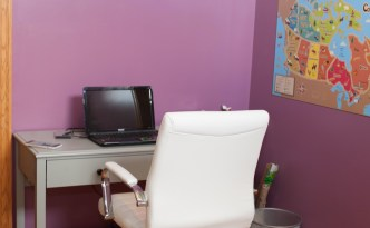 Canadian Tire Clara Desk Blair Chair