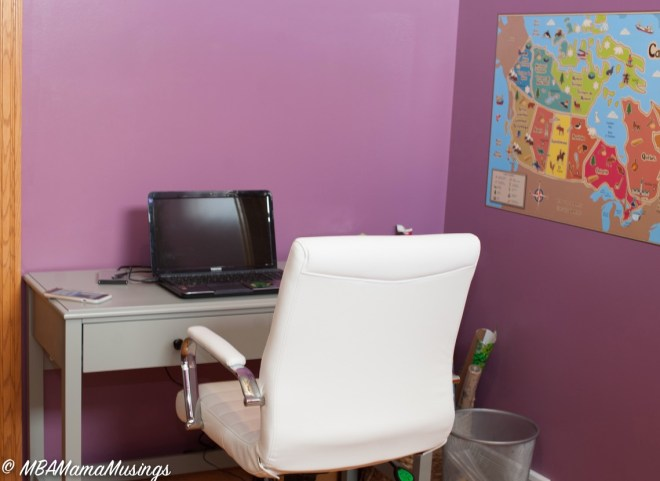 CANVAS Blaire Chair Clara Desk #CTBackToSchool