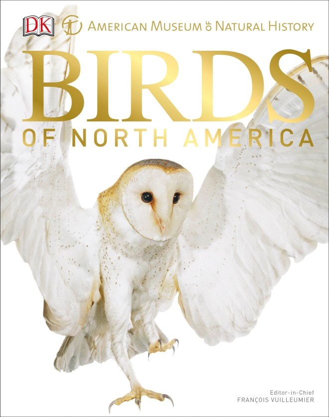 Birds of North America Book