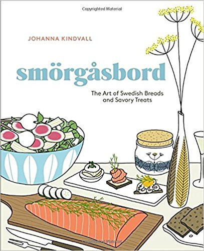 smorgasbord Swedish recipes