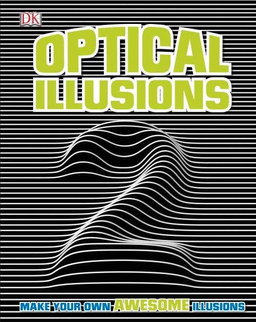 Book of Optical Illusions Tween Book Recommendation