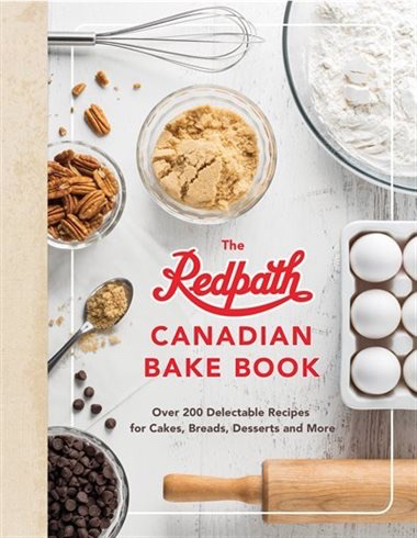 Redpath Canadian Bake Book Review