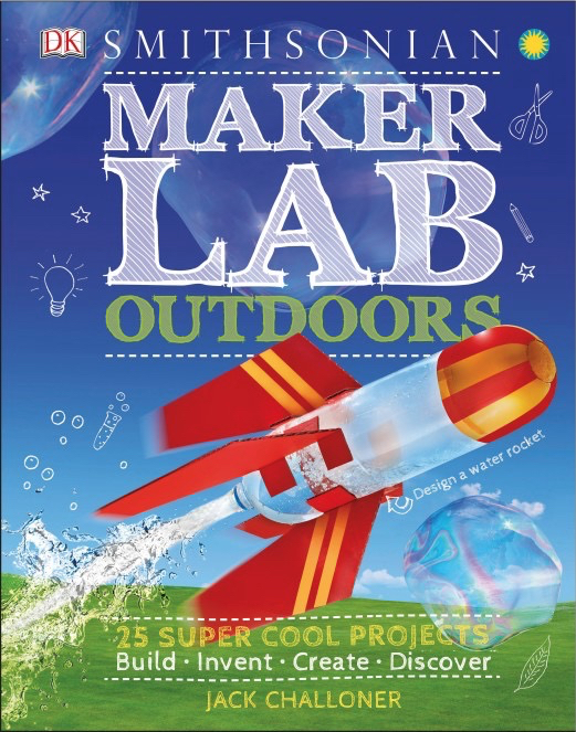 Maker Lab Outdoors Science Activities for kids Maker March