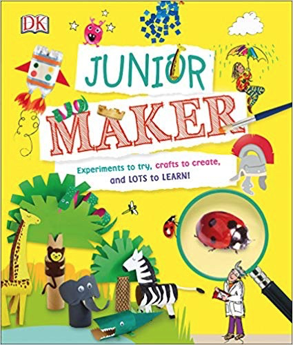 Junior Maker Easy Craft for Kids Crafts with simple ingredients