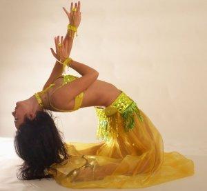 Занятия восточными танцами - шаг к идеальной фигуре 4