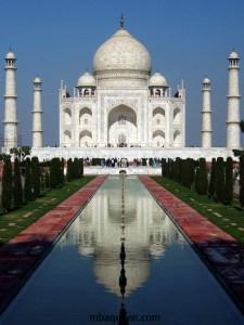 Путешествие по Индии: чудо света Тадж Махал