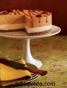 Готовим тыквенный чизкейк на День Благодарения