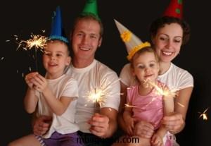 Роль семейных праздников в жизни ребенка