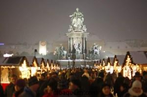 Рождественские базары в Вене