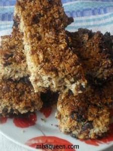 Как приготовить вкусные домашние батончики мюсли