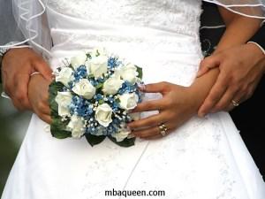 Традиционные цветы для свадебного букета