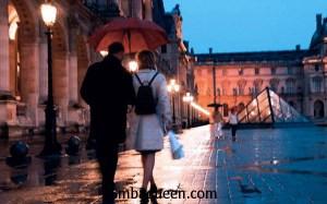 Романтический отдых по Франции