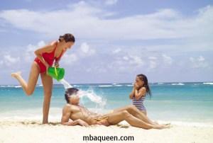 Лучший пляжный отдых в октябре
