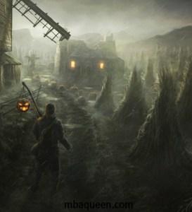 Традиции Хэллоуина - Джек-фонарь