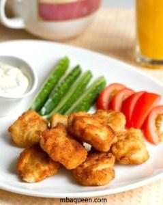 Домашние наггетсы из курицы (Chicken Nuggets)