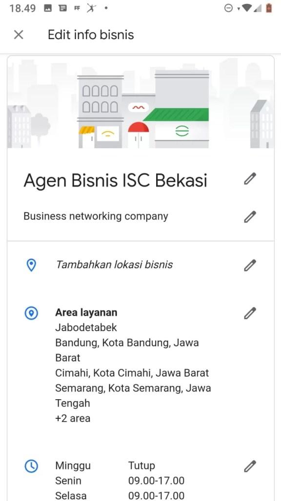 aplikasi google bsinisku