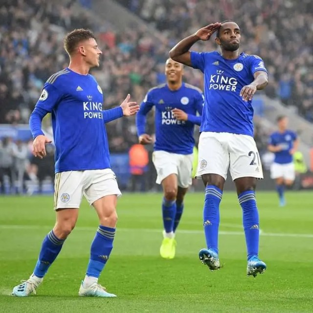 Leicester City 5-0 Newcastle
