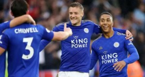 Leicester City 5 - 0 Newcastle