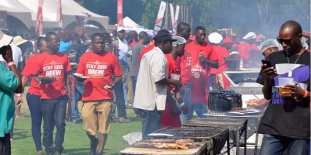 Castle Lager National Braai Day