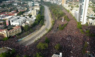 Chileans Protests